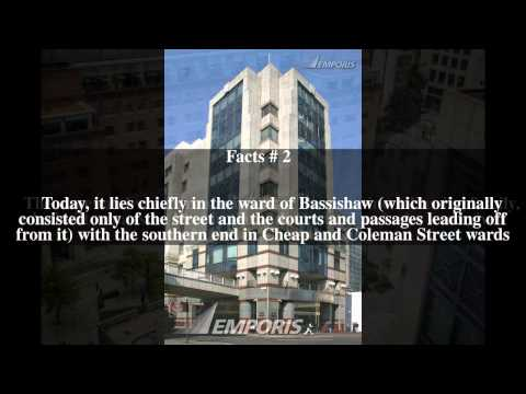 Basinghall Street Top # 5 Facts
