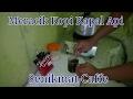 Video Membuat kopi Kapal Api yang Nikmat