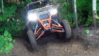 5. Polaris RZR XP 1000s in Action - Getting a Feel for how the XP1K Performs