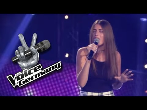 When we were young - Adele | Pauline Steinbrecher Cover | The Voice of Germany 2016 | Blind Audition