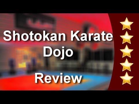 Shotokan Karate Dojo Killeen TX Terrific 5 Star Review by Tye T.