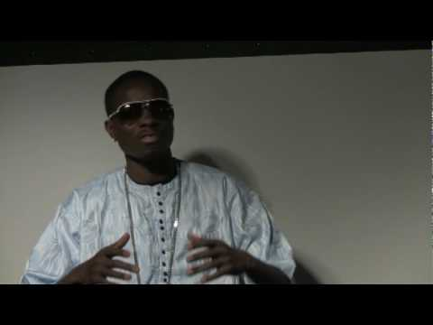 Michael Blackson intro as host of Mother Africa and her Talents 2010
