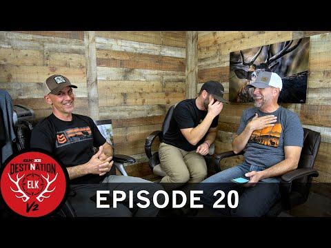 Donnie vs. Corey: EPIC Dad Joke Challenge  (Destination Elk V2: Episode 20)