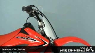 10. 2013 Honda CRF100F  - SF Moto - San Francisco, CA 94103