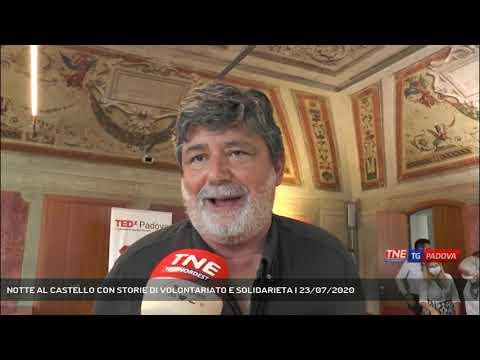 NOTTE AL CASTELLO CON STORIE DI VOLONTARIATO E SOLIDARIETA | 23/07/2020