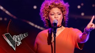 Chantelle Jackson:  'Don't Let Go by' The Voice UK 2017