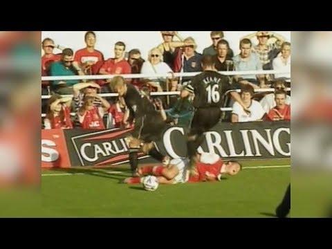 Arsenal vs Man Utd   3-0   1998/99 [HQ]