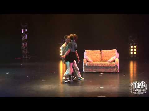 最感人雙人舞!讓上萬網友好感動都哭了!