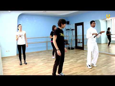 Латиноамериканская хореография: Соло Бачата. Урок онлайн.