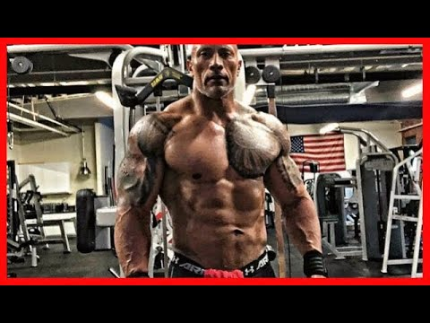 DWAYNE THE ROCK JOHNSON 2018 - MOTIVATIONAL VIDEO