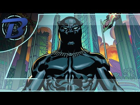 Black Panther - 2018 - Dublado Motion Comic ( Marvel Comics )