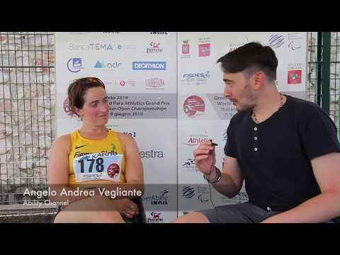 """Il nuovo record di Martina Caironi: """"Ecco come ho fatto"""""""