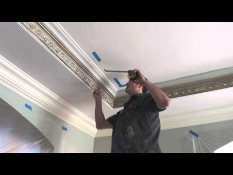 victorian ceiling commercial