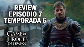 Mientras Jon reúne a su ejército para recuperar el Norte, Jaime toma el control del asedio a Riverrun y otro personaje perdido...