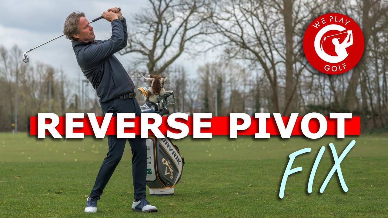 How to fix a reverse pivot in your Golf Swing