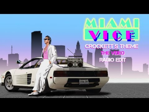 Tribute To Miami Vice - Crockett's Theme (Radio Edit)