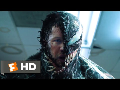 Venom (2018) - A Turd in the Wind Scene (9/10) | Movieclips
