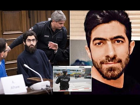 Palestinian Islamist admits murder after Hamburg attack