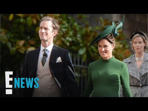 Pippa Middleton Gives Birth to First Child   E! News