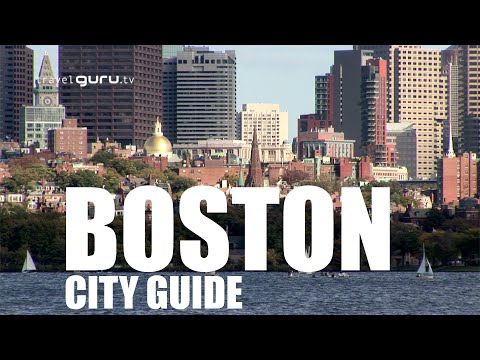boston - A video guide to Boston with travelguru Kathy Arnold. For special offers on holidays to Boston and beyond and to view more videos like this visit www.travelg...
