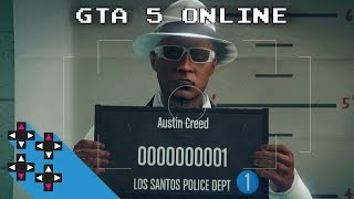 Creed jumps into GTA 5 Online — UpUpDownDown Plays