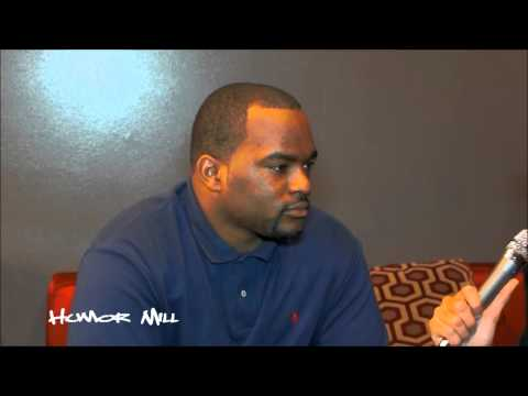 Behind The Scenes- Isiah Kelly Interview At Shaq Comedy All Star Jam