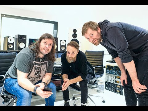 Post Electric Studios Tour