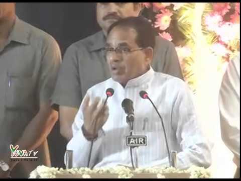 Shri Shivraj Singh Chouhan speech at the launch of three Social Security Schemes in Bhopal.