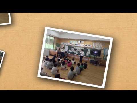 外国語活動授業【浦添市立沢岻小学校】