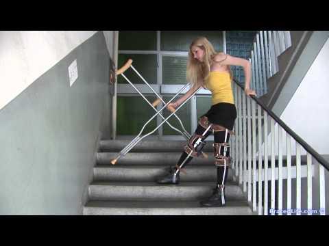 Long Leg Braces Paraplegic