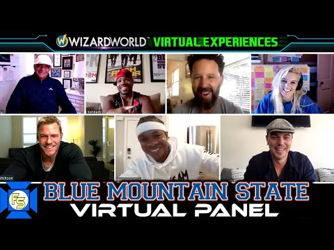 BLUE MOUNTAIN STATE Panel – Wizard World Virtual Experiences 2020
