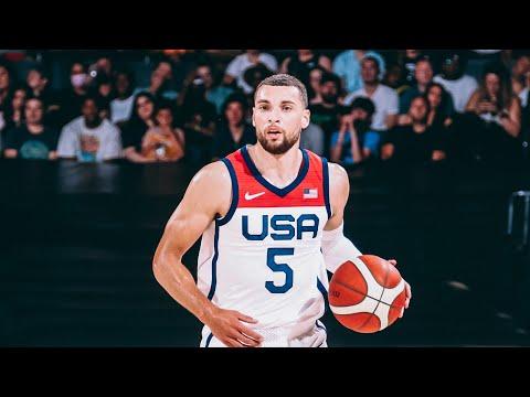 Team USA Basketball Falls vs. France; First Olympic Loss since 2004