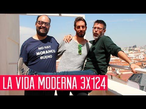 La Vida Moderna 3x124... es que la próxima edición del club de la comedia la graben en Soto del Real (видео)