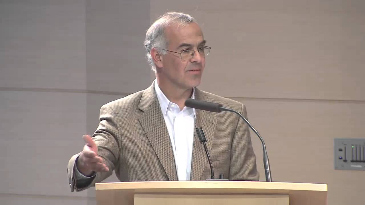 The Inverse Logic of Life: David Brooks