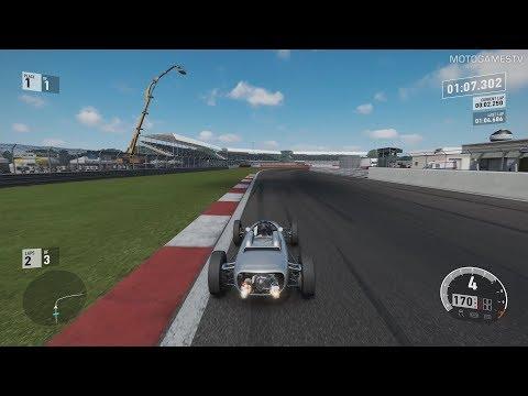 Forza Motorsport 7 - 1962 Porsche 804 Gameplay