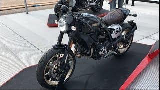 Scrambler Ducati Cafè Racer