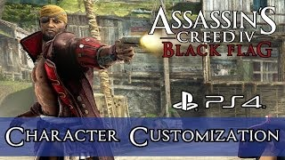 Character Customization 1