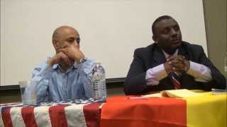 3 Questions For Ato Girma Siefu - Zehabesha (Minneapolis 2013)