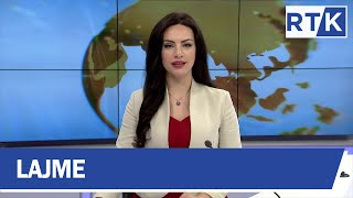 RTK3 Lajmet e orës 09:00 15.06.2019