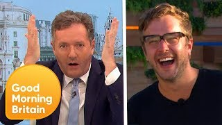 Subscribe now for more! http://bit.ly/1NbomQaPiers Morgan and Iain Stirling put £100 on-the-line as they discuss which couples will be together in a years time.Broadcast on 24/07/17Like, follow and subscribe to Good Morning Britain!The Good Morning Britain YouTube channel delivers you the news that you're waking up to in the morning. From exclusive interviews with some of the biggest names in politics and showbiz to heartwarming human interest stories and unmissable watch again moments. Join Susanna Reid, Piers Morgan, Ben Shephard, Kate Garraway, Charlotte Hawkins and Sean Fletcher every weekday on ITV from 6am.Website: http://bit.ly/1GsZuhaYouTube: http://bit.ly/1Ecy0g1Facebook: http://on.fb.me/1HEDRMbTwitter: http://bit.ly/1xdLqU3http://www.itv.com