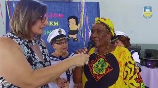 O baile de carnaval do CCI marca a retomada das atividades nos centros de Convivência dos Idosos