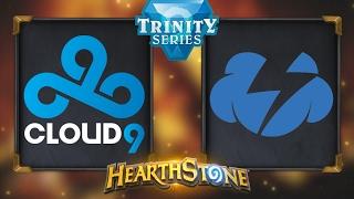 Hearthstone - Cloud9 vs. Tempo Storm - Hearthstone Trinity Series - Day 7