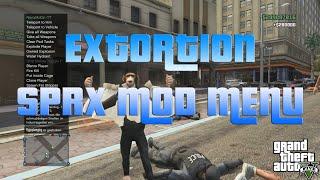 ↓ READ DESCRIPTION ↓ DEUTSCH: ► Unterstütze meinen Kanal mit einem Abo und einem Like :D ► In diesem Video zeige ich euch das Extortion SPRX GTA Menu! ► Down...