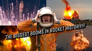 Video The Biggest BOOMS in Rocket History MP3, 3GP, MP4, WEBM, AVI, FLV Juli 2019