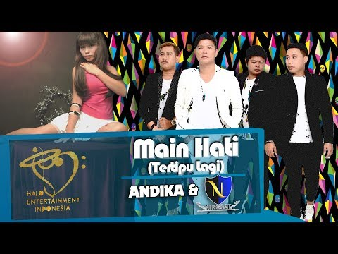Download Video ANDIKA & D'NINGRAT - MAIN HATI - OFFICIAL LYRICS VIDEO