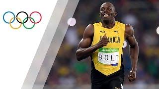 5. Usain Bolt: My Rio Highlights