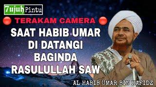Video 🔴 TERTANGKAP CAMERA! Habib Umar Di Datangi Rasulullah SAW Saat Beliau Ceramah MP3, 3GP, MP4, WEBM, AVI, FLV Mei 2019