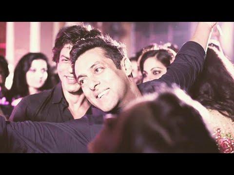 Salman Khan Does Shahrukh Khan's Famous Pose | Arp