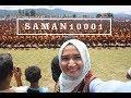Lebih Dari 10.001 Penari, Saman Massal di Gayo Lues Pecahkan Rekor Dunia #vlog7