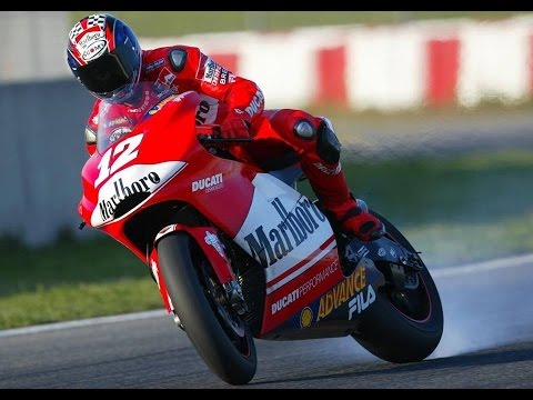 troy bayliss - tributo